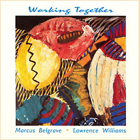 Working Together CD cover