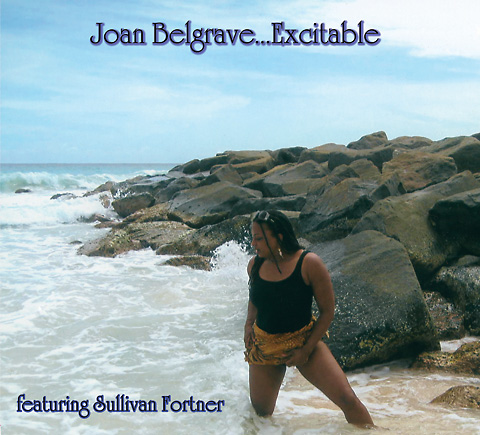 Excitable CD Cover