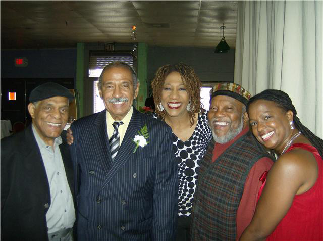 Mother's Day - Charlie Gabriel, John Conyers, Marion Hayden, Marcus and Joan